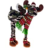 Tabletop Moose Figurine