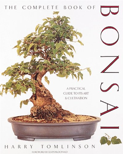 COMPLETE BOOK OF BONSAI              GEB