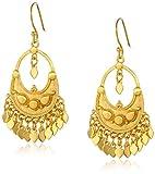 "Satya Jewelry ""Classics"" Petal Earrings"