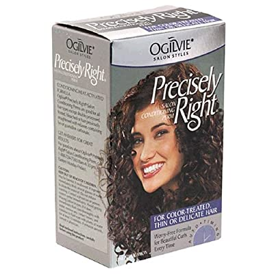 Ogilvie Precisely Right Perm Professional Conditioning Fresh Scent - 1 Application