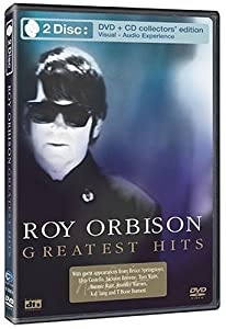 Roy Orbison - Greatest Hits DVD + CD Collector's Edition