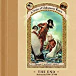 The End: A Series of Unfortunate Events #13 (       UNABRIDGED) by Lemony Snicket Narrated by Tim Curry