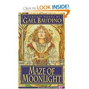 Maze of Moonlight by Gael Baudino