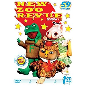 New Zoo Revue - Season 1 movie