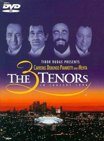 Three Tenors in Concert [DVD] [1994] [Region 1] [US Import] [NTSC]