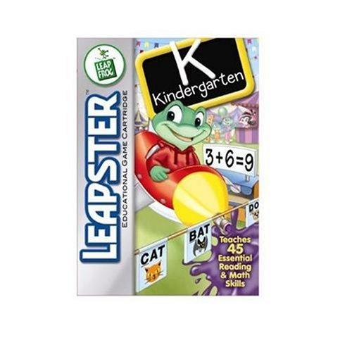 LeapFrog Leapster® Educational Game: Kindergarten Reviews