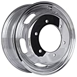 "Alcoa 16"" x 5.5"" Polished Front Wheel for a Freightliner or Mercedes Sprinter (250801)"