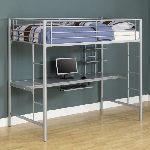 Teen Bunk Beds 5804 front