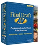 Final Draft AV2 Professional Audio-Vi...
