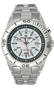 Buy Freestyle USA Submersion Sport Watch SS White, One Size by Freestyle