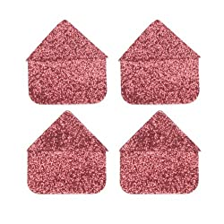 Martha Stewart Crafts Photo Corners Pink Glitter By The Package