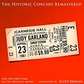 The Historic Carnegie Hall Concert Remastered