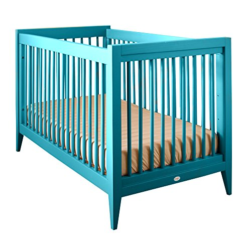 Newport Cottages Devon Crib, Bahama Blue