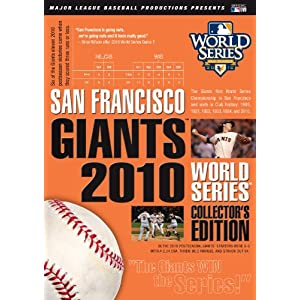 The San Francisco Giants 2010 World Series Collector's Edition movie
