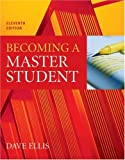 img - for Becoming a Master Student book / textbook / text book