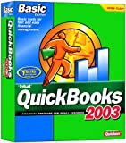 Quickbooks Basic Edition 2003