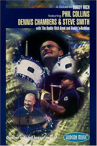 Phil Collins Salute to Buddy Rich [DVD]