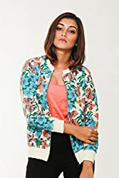 Young Trendz Women's Jacket (BJACKET4M_Multicolor_Medium)