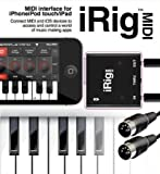 【 並行輸入品 】 IK Multimedia iRig MIDI Interface for IOS Devices