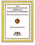 20th Century American Wind Band/Ensemble