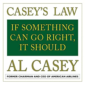 Casey's Law Audiobook
