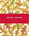 Poetry On Record: 98 Poets Read Their...