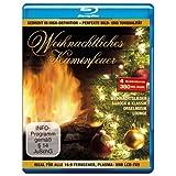 """Weihnachtliches Kaminfeuer mit 4 Musikwelten [Blu-ray]von """"WEIHNACHTLICHES..."""""""