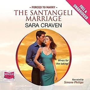 The Santangeli Marriage Hörbuch