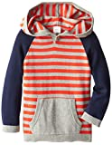 Egg by Susan Lazar Little Boys' Striped Knit Hoodie