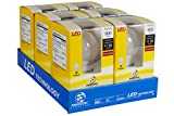 Energetic Lighting ELY09D-EAS-VB-6 A19 - 60 Watt Equivalent 800 Lumen Dimmable, 6-Pack