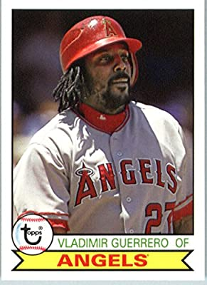 2016 Topps Archives #192 Vladimir Guerrero Los Angeles Angels Baseball Card