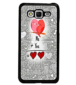 PrintDhaba Quote D-5025 Back Case Cover for SAMSUNG GALAXY GRAND PRIME (Multi-Coloured)