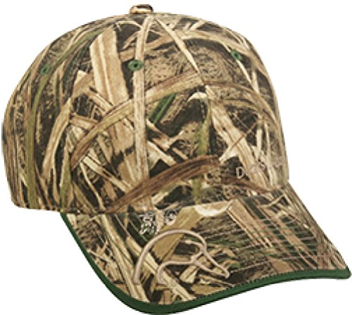 Discover Bargain Mossy Oak Ducks Unlimited Shadow Grass Blades Soft Structured Cap