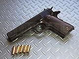 マルシン工業 モデルガン 完成品 コルトガバメント M1911A1 ヘビーウェイト スムース木製グリップ装備 完全限定品