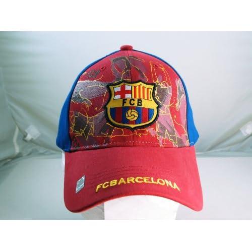 FC BARCELONA OFFICIAL TEAM LOGO CAP / HAT   FCB025