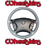 1986-91 Suzuki Samurai Original Genuine Leather Steering Wheel Cover - Blue