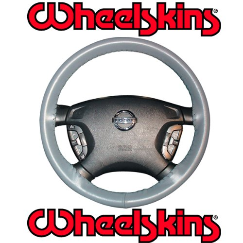 1980-88 Dodge Ram Truck Original Genuine Leather Steering Wheel Cover - Cobalt