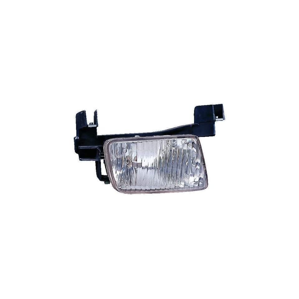 Depo 315 2009R AS Nissan Altima Passenger Side Replacement Fog Light Assembly
