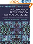 Information Technology for Management...