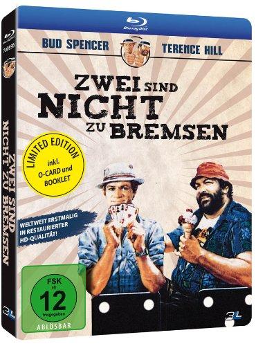 Zwei sind nicht zu bremsen - Limited Edition [Blu-ray]
