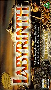Labyrinth [VHS] [UK Import]