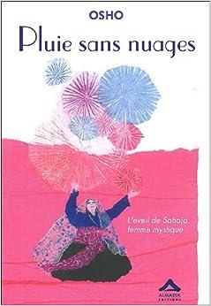 eveil de Sahajo femme mystique: Osho: 9782940095100: Amazon.com: Books
