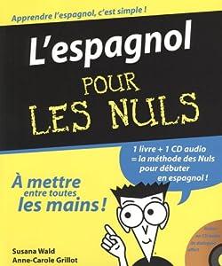L 39 espagnol pour les nuls 1 livre cd audio - Le rangement pour les nuls ...