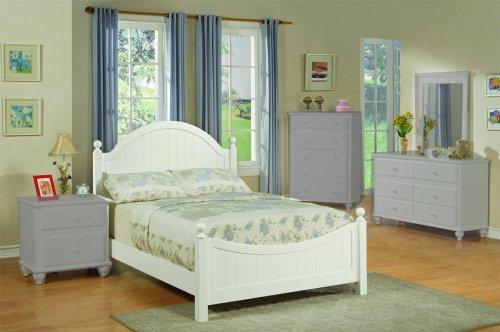 Kids White Bedroom Furniture front-38050