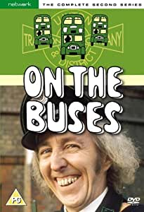 On The Buses - Series 2 [DVD]