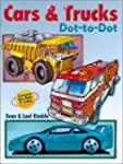 Cars & Trucks Dot-To-Dot
