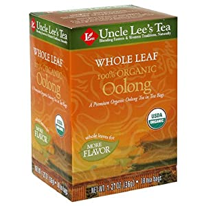 Oolong tea whole foods
