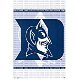 518DTomz3qL. SL160  (22x34) Duke University NCAA (Logo) Sports Poster
