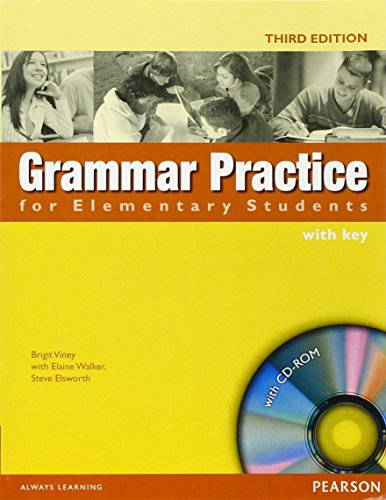 Grammar Practice For Elementary Students. With Key
