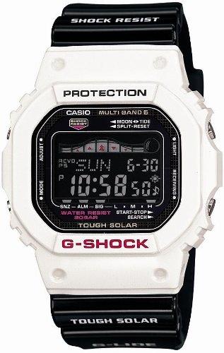 カシオ (CASIO) 腕時計 G-SHOCK G-LIDE (ジーライド) GWX-5600B-7JF  タフソーラー 電波時計 MULTIBAND6 限定モデル メンズ